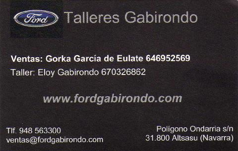 15 - Ford Gabirondo